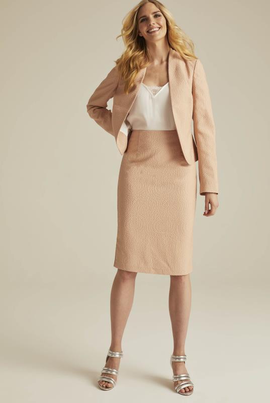 Occasion Jacquard Suit Jacket