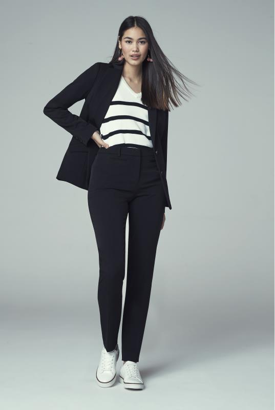 Tall Jackets Mix and Match Longline Suit Jacket