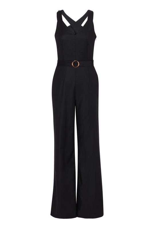 Natural Blend Wide Leg Jumpsuit
