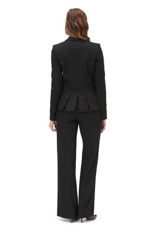 Deluxe Wool Mix Suit Jacket