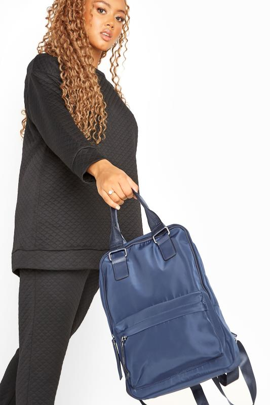 Bags & Purses dla puszystych Cobalt Blue Backpack