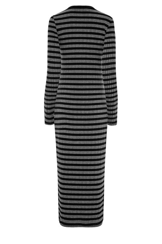 LTS Black Stripe Midi Dress_BK.jpg