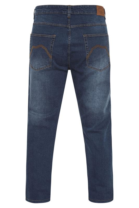 BadRhino Mid-Blue Stretch Jeans_BK.jpg