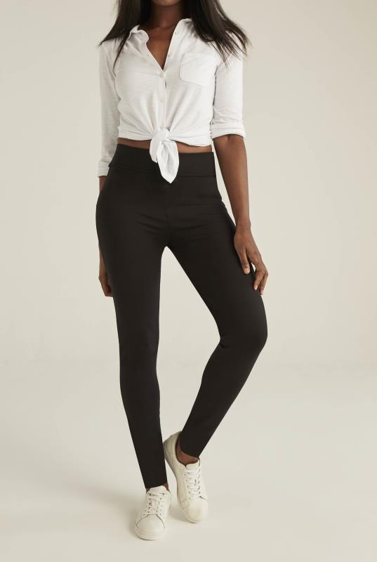 Black Bodyshaper Legging