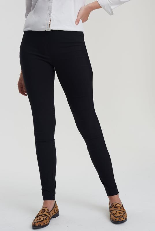 Black Allegro Skinny Trouser