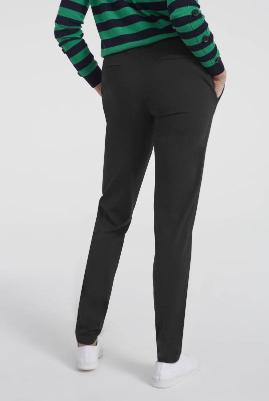 Casual Pin Tuck Trouser