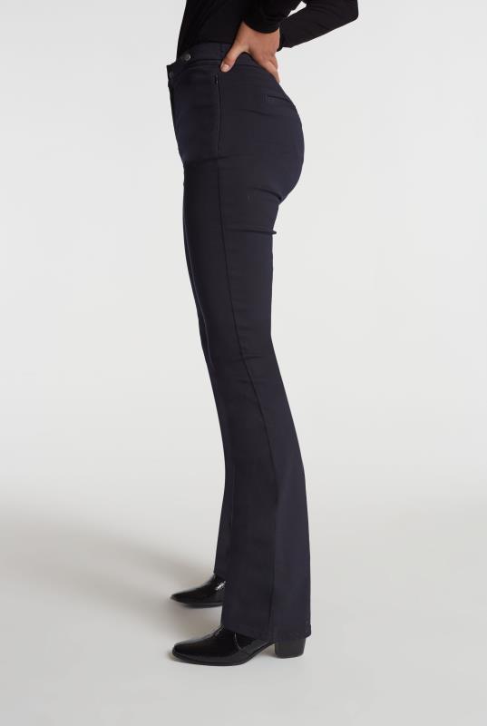 Navy Premium Bootcut Jeans