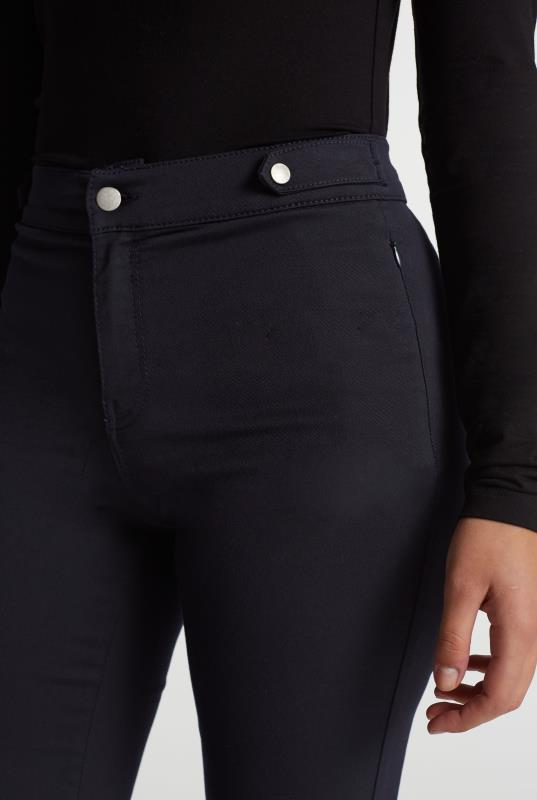 Navy Premium Bootcut Jeans