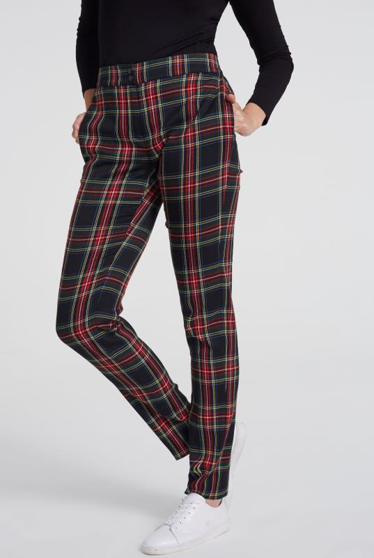 Check Formal Trouser