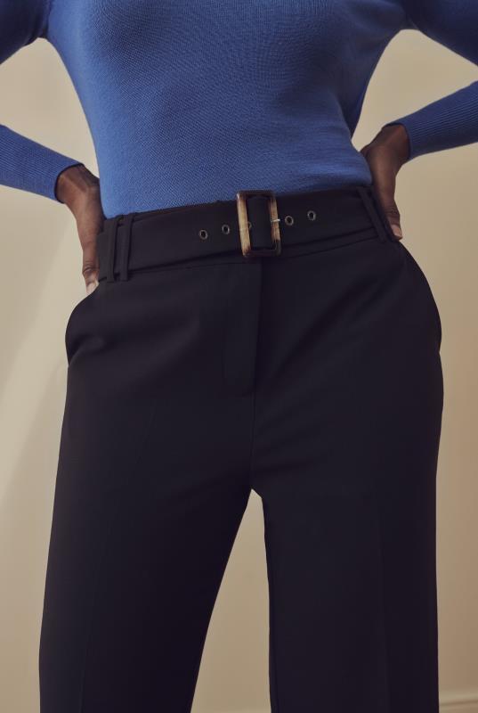 Belted Formal Culotte