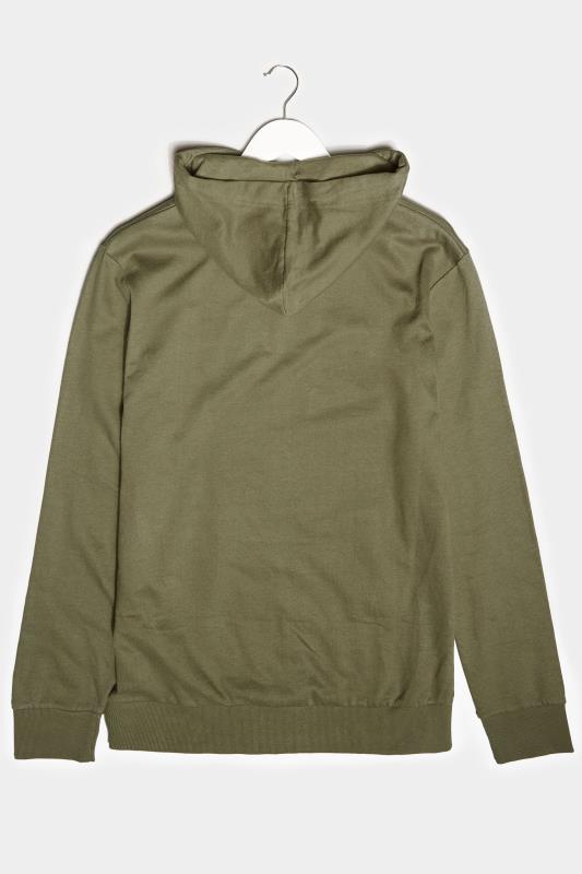 BadRhino Khaki Essential Hoodie