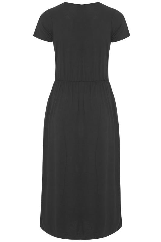 YOURS LONDON Black Pocket Maxi Dress_157111BK.jpg
