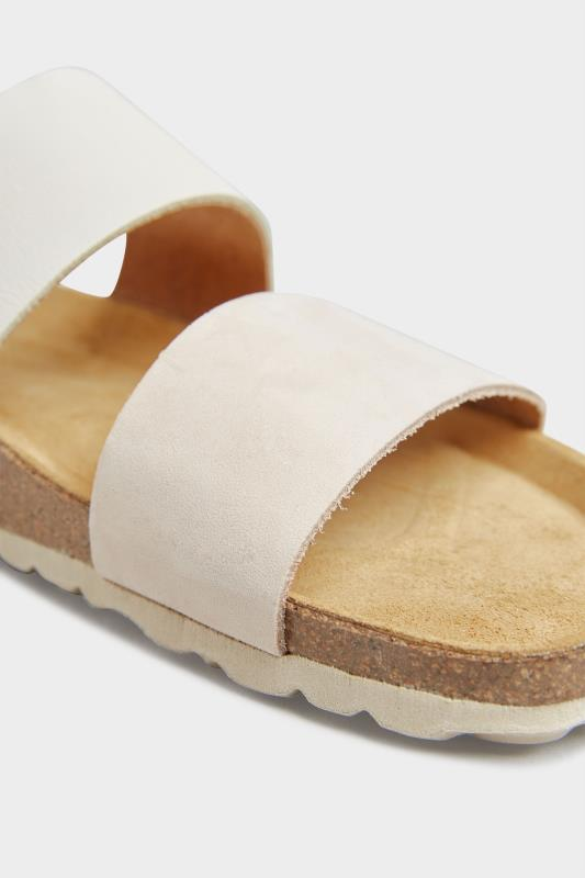 Off-White Leather Two Strap Footbed Sandals_D.jpg