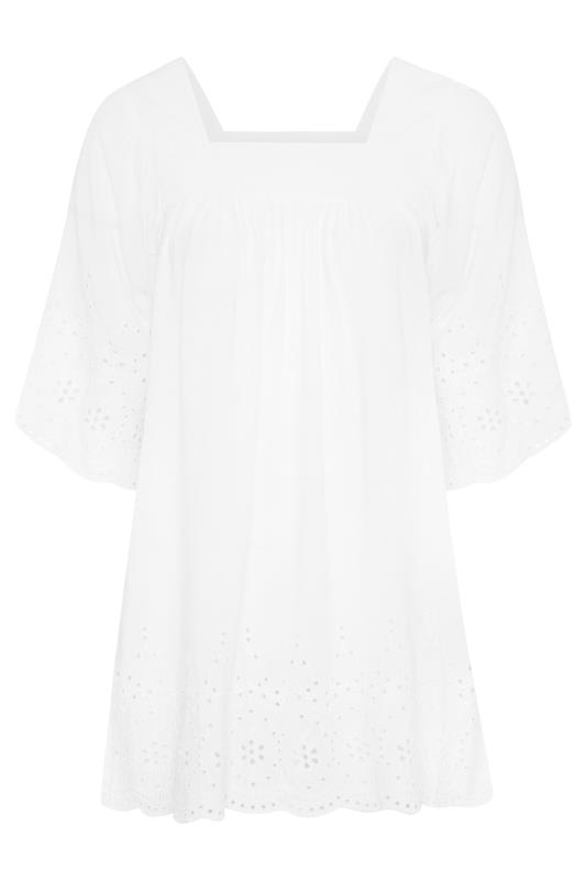 White Broderie Anglaise Milkmaid Top_F.jpg
