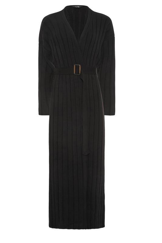 LTS Black Ribbed Belted Cardigan_F.jpg