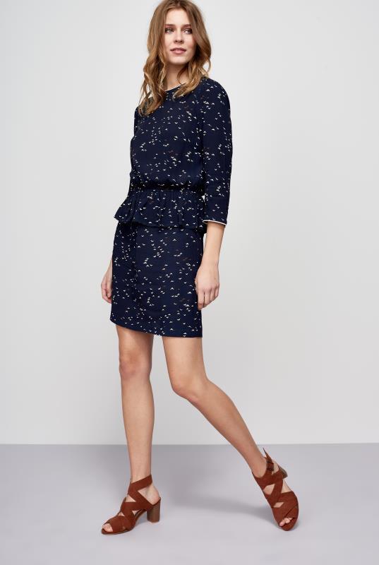 Tall Tea Dress Y.A.S Tall Starling Dress