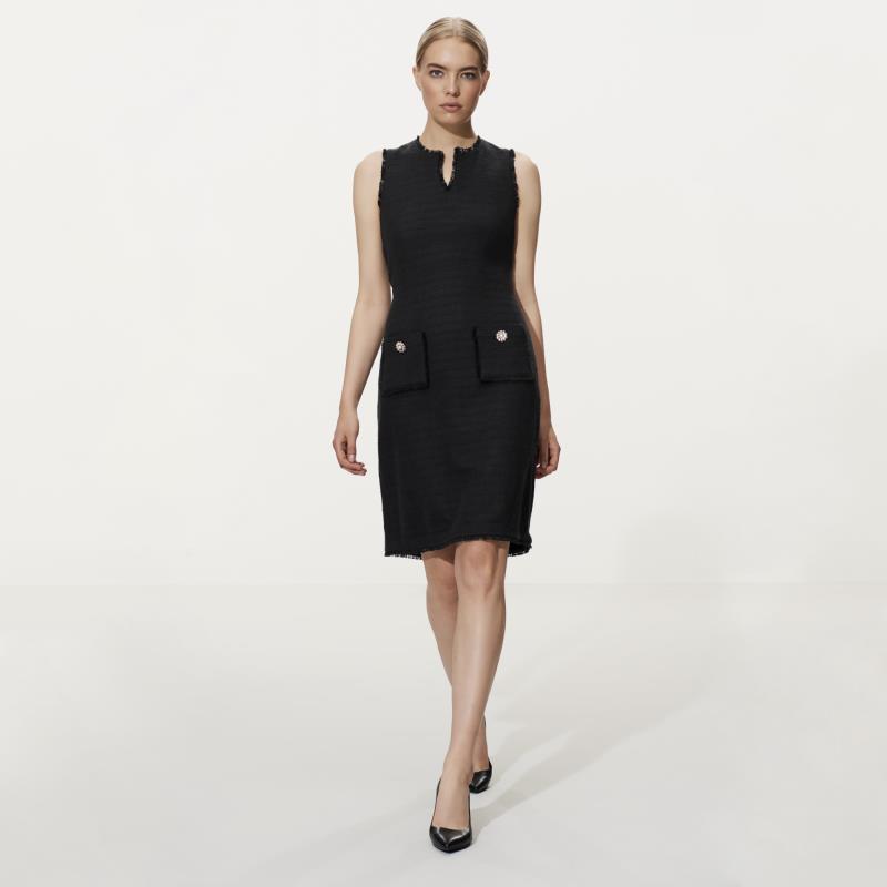 Tall Shift Dress Karl Lagerfeld Paris Tweed Dress