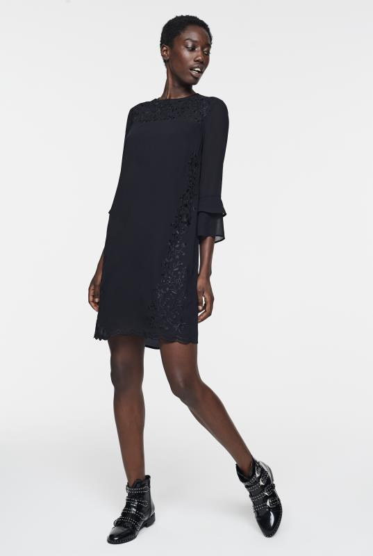 CURATD. x LTS Embroidered Dress