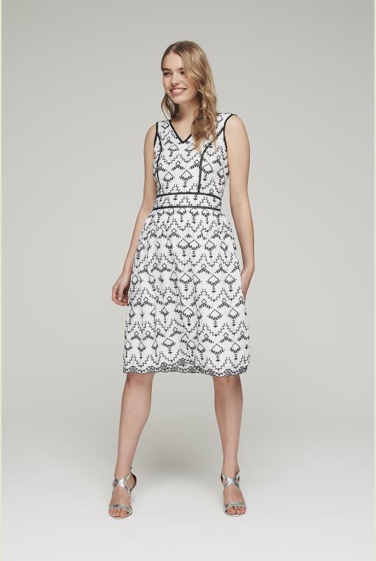 Broderie Sun Dress