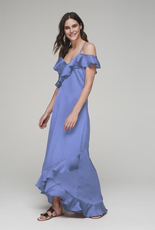 Y.A.S Tall Fielle Maxi Dress