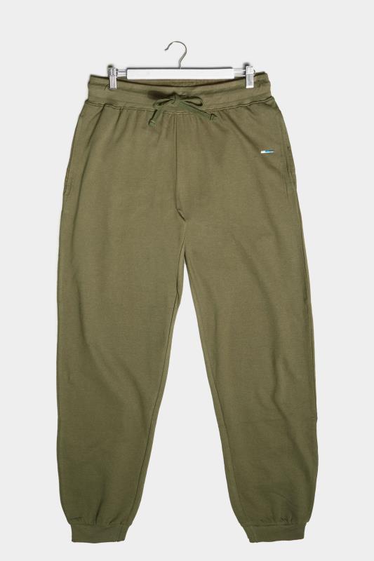 BadRhino Khaki Essential Joggers