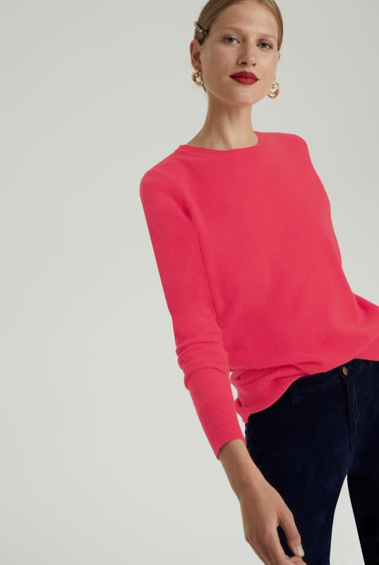 Tall  Cashmere Crew Neck Sweater