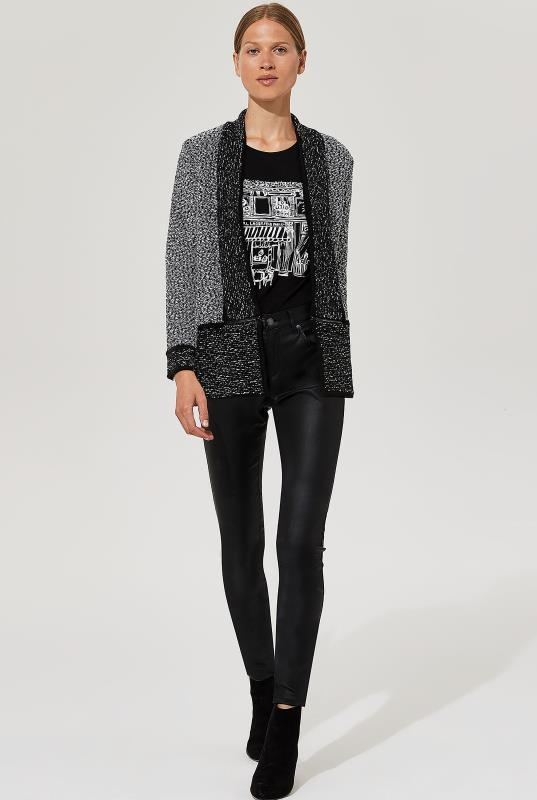 Tall Cardigans & Shrugs Karl Lagerfeld Paris 3/4 Sleeve Cardigan