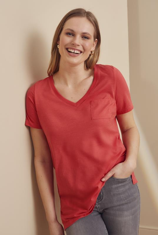 The Relaxed Fit Pocket Tee