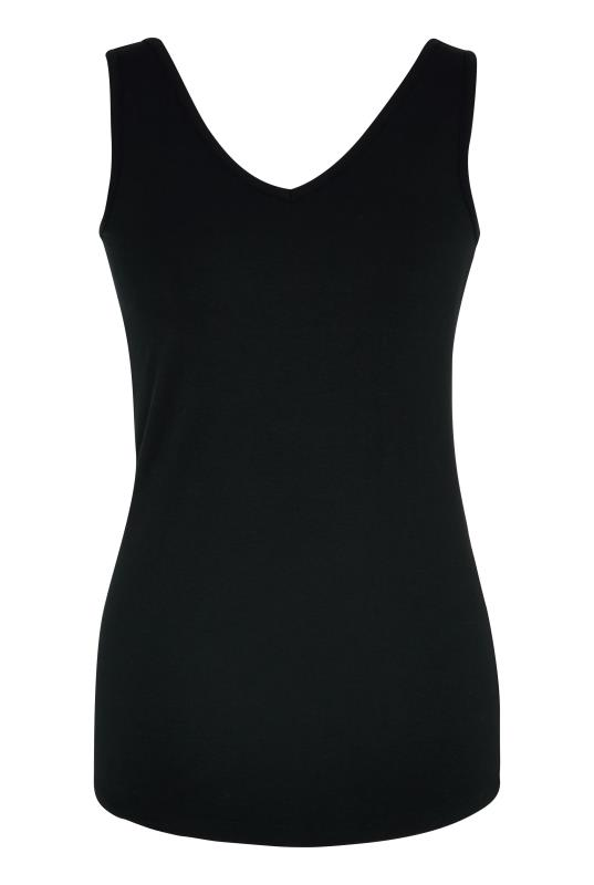 The Relaxed Fit V Neck Tank