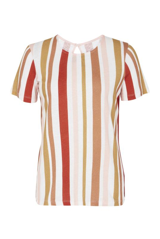 Stripe Natural Blend Tee