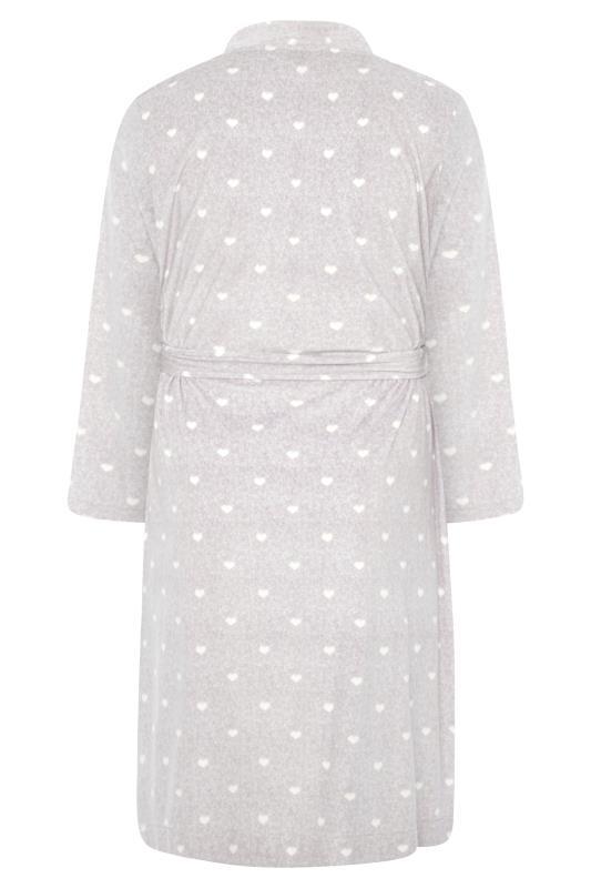 Grey Flannel Fleece Heart Dressing Gown_BK.jpg