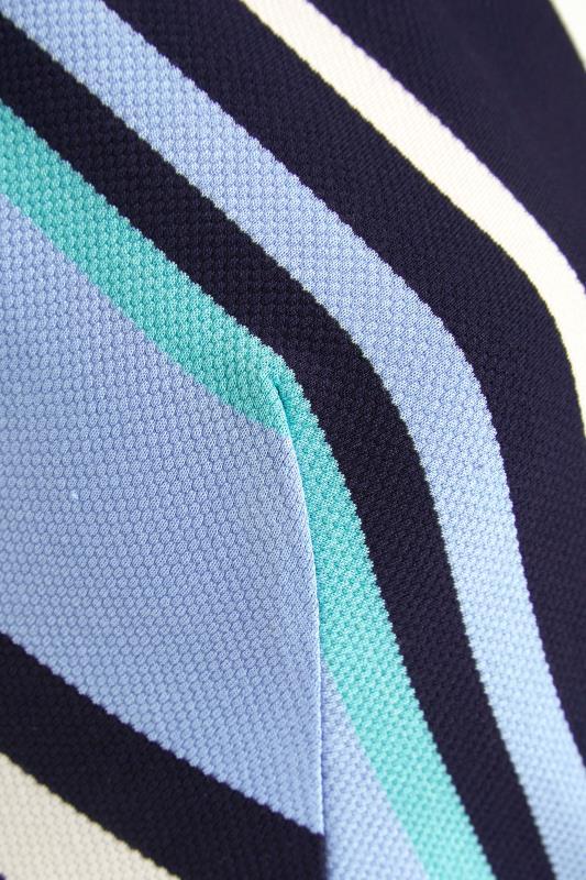 Light Blue Stripe Wrap Skater Dress_S.jpg