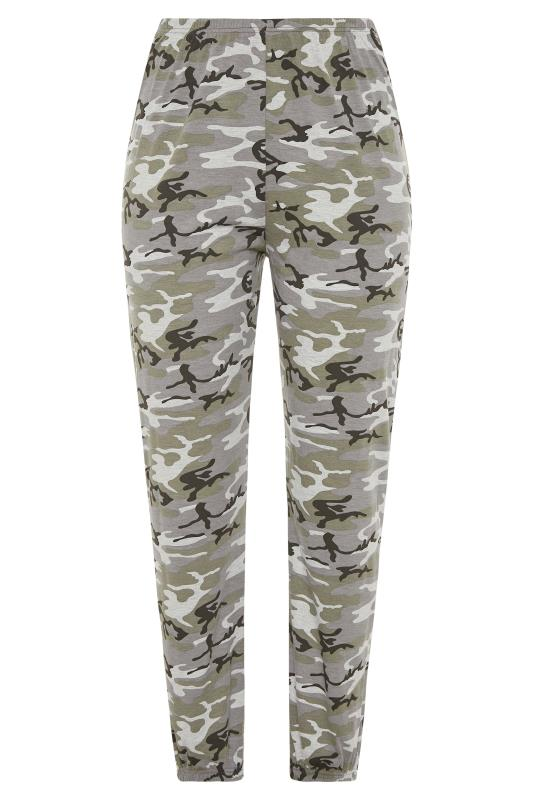 LIMITED COLLECTION Grey Camo Lounge Joggers_F.jpg