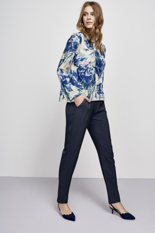 Y.A.S Glaze Floral Top