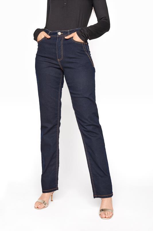 LTS Indigo RUBY Straight Leg Jeans