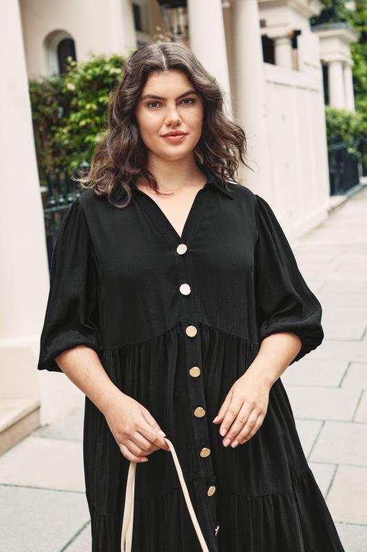 THE LIMITED EDIT Black Tiered Dress_L2.jpg