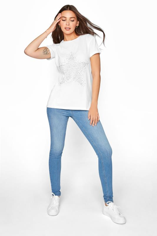 LTS White Star Studded T-Shirt_B.jpg