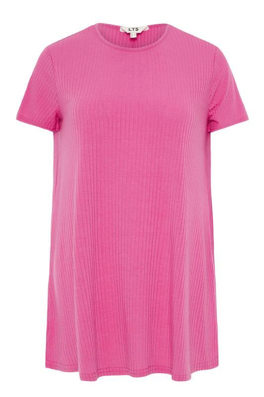 LTS Hot Pink Swing T-Shirt_F.jpg