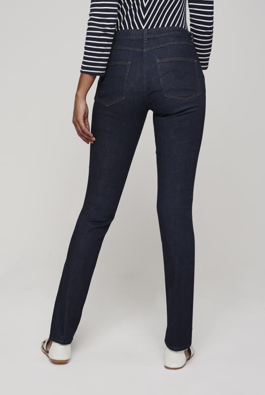 Shaper Low Rise Skinny Jeans