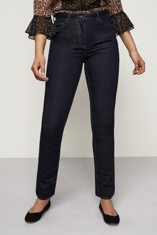 Shaper Straight Cut Jeans