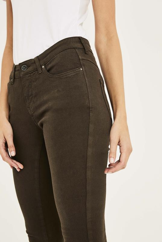MAC Brown Skinny Jean