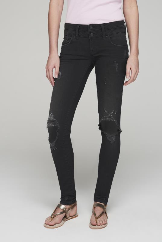 Black Julita Skinny Jean