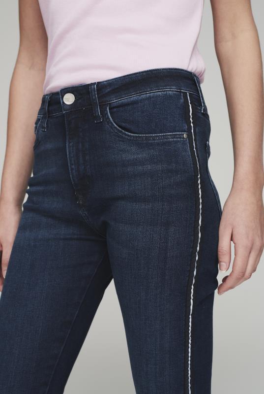 MAVI Lucy Side Stripe Skinny Jean
