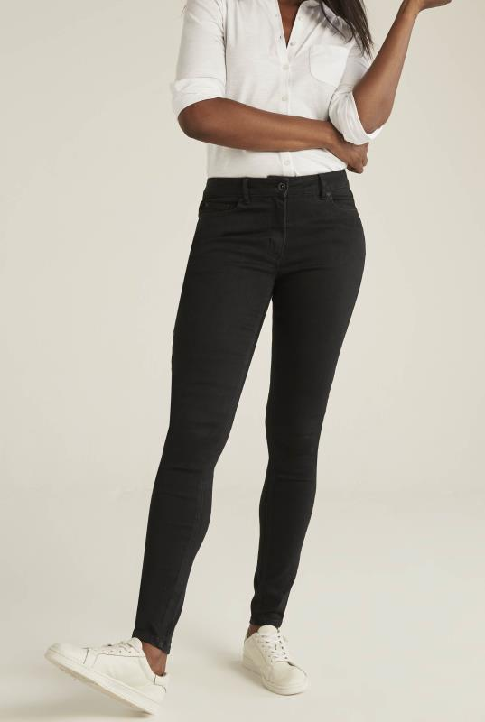 Long Tall Sally Tall Womens Skinny Low Rise Jean in Vintage Wash