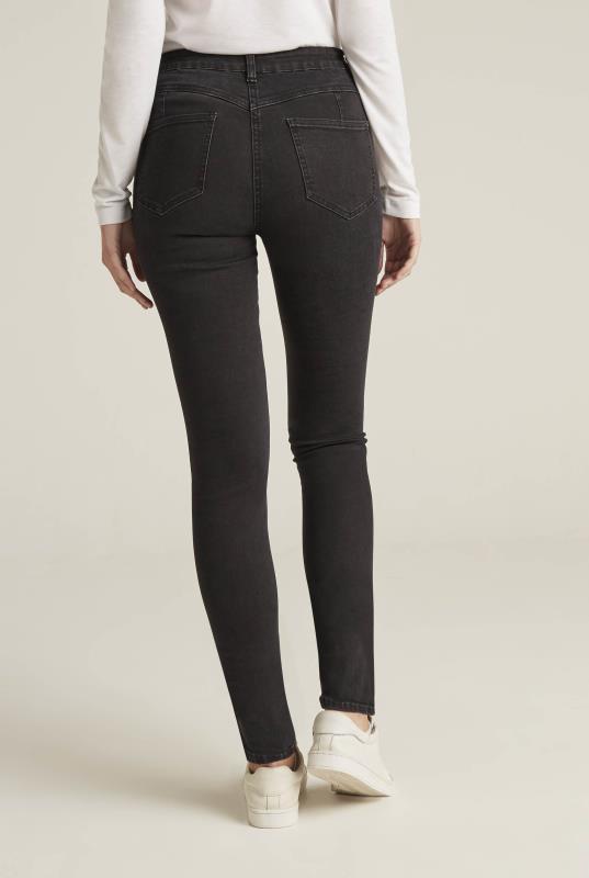 Contour Skinny Mid Rise Jean