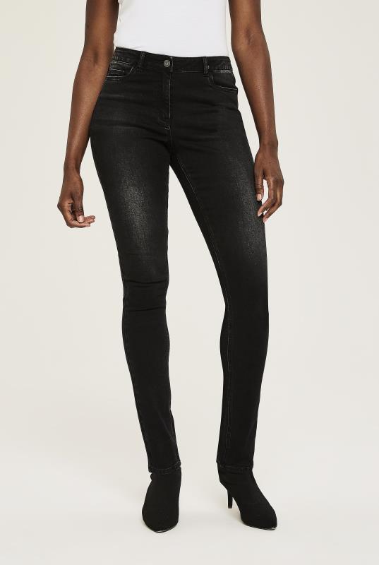 Washed Black Lined Skinny Jeans_1.jpg