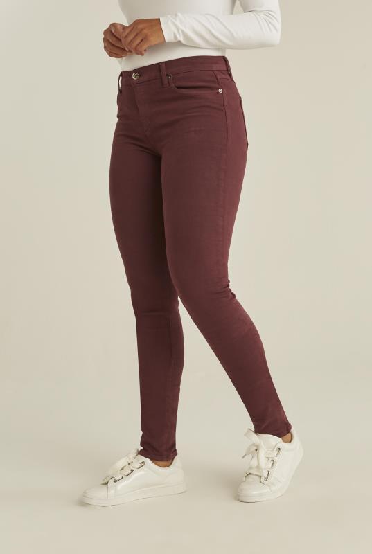 Tall Jeans YOGA JEANS Rachel Skinny Jeans