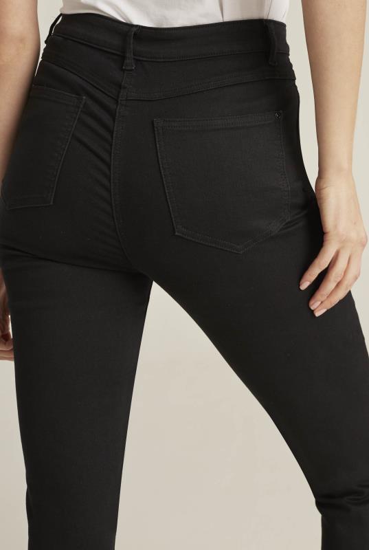 Black Powerstretch Super Skinny Jeans