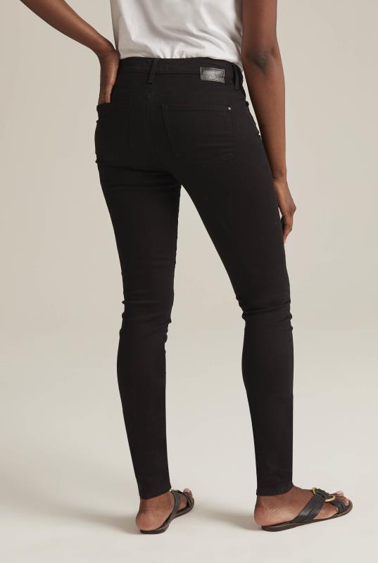 MAVI Black Tess Tribeca Jean