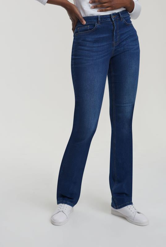 Ultra Stretch Slim Bootcut Jean